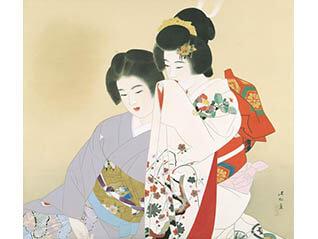 日本画の風雅 名都美術館名品展