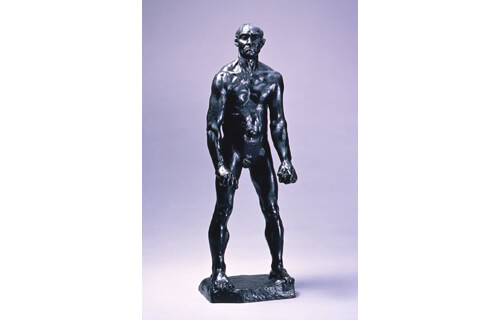 本郷新記念札幌彫刻美術館 開館35周年記念 ロダン展  本郷新記念札幌彫刻美術館-2