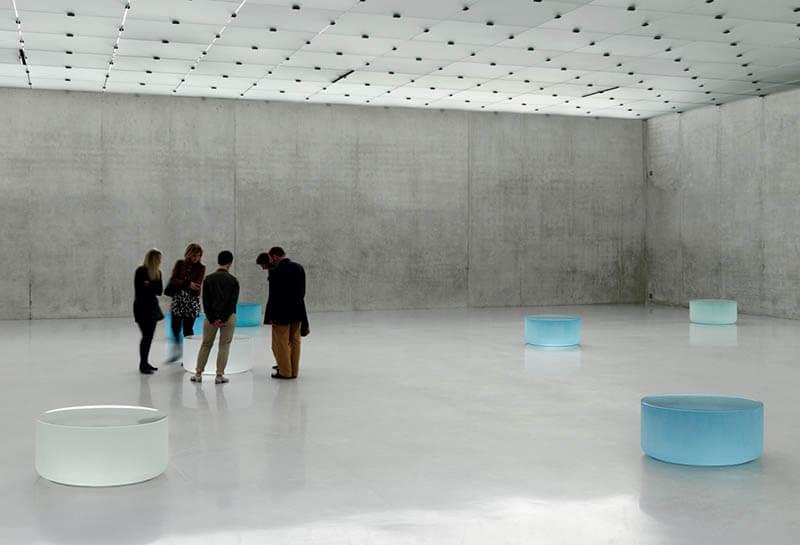 「ロニ・ホーン」展 ポーラ美術館-1