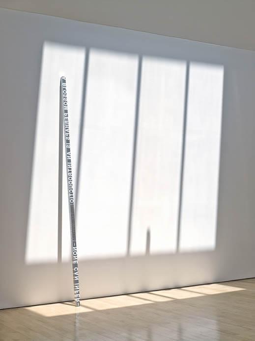 「ロニ・ホーン」展 ポーラ美術館-5