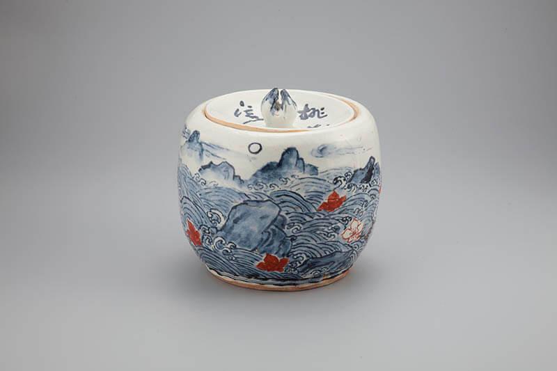 茶陶のいろは 荒川豊蔵資料館-9