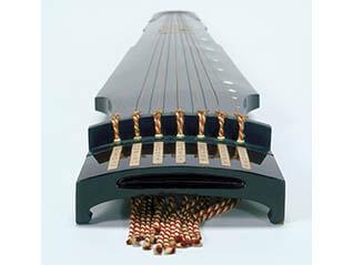 第3展示室 特集展示 「もの」からみる近世 紀州徳川家伝来の楽器-こと-