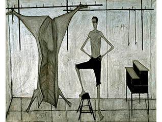具象画家 ベルナール・ビュフェ  ―ビュフェが描いたものー