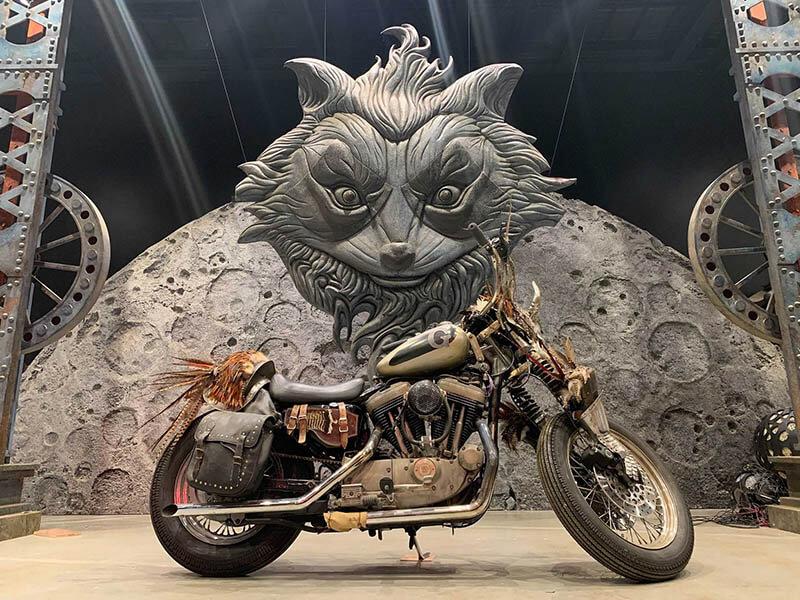 妖怪大戦争展2021 ヤミットに集結せよ!  角川武蔵野ミュージアム-4