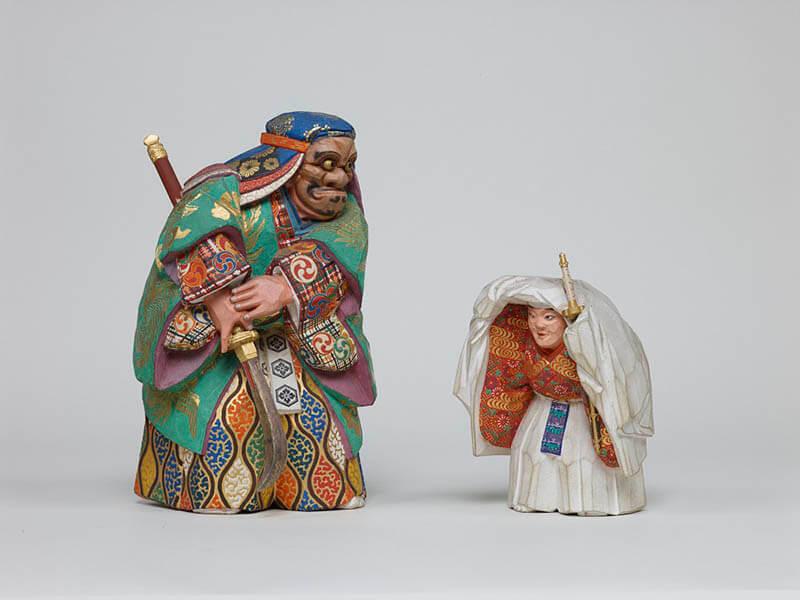 特別展「生誕200周年記念 森川杜園展」 奈良県立美術館-1