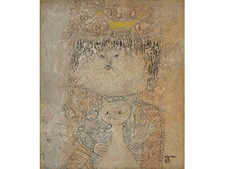 上田市立美術館コレクション展Ⅱ-ちいさきもの、かわいらしきもの-