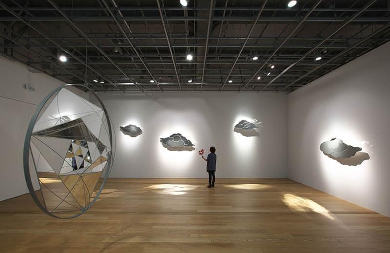 特別展 本郷仁展 風景装置 石川県能登島ガラス美術館-4