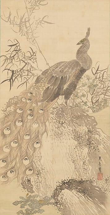 京(みやこ)のファンタジスタ ~若冲と同時代の画家たち 嵯峨嵐山文華館-2
