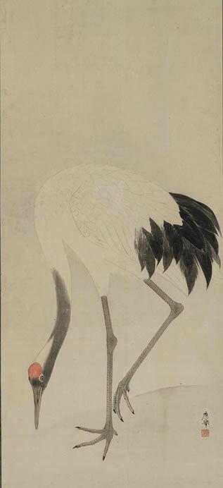 京(みやこ)のファンタジスタ ~若冲と同時代の画家たち 嵯峨嵐山文華館-5
