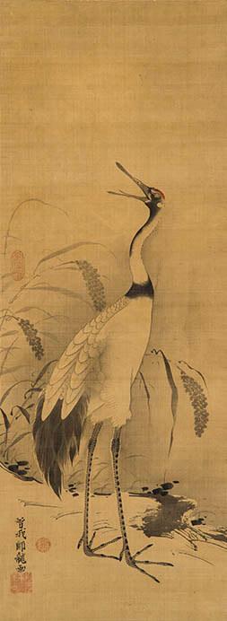 京(みやこ)のファンタジスタ ~若冲と同時代の画家たち 嵯峨嵐山文華館-6