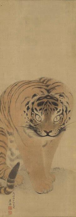 京(みやこ)のファンタジスタ ~若冲と同時代の画家たち 嵯峨嵐山文華館-7