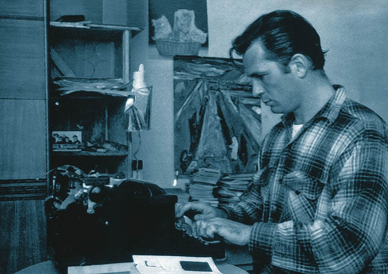 ジャック・ケルアック『オン・ザ・ロード』とビート・ジェネレーション 書物からみるカウンターカルチャーの系譜 BBプラザ美術館-3