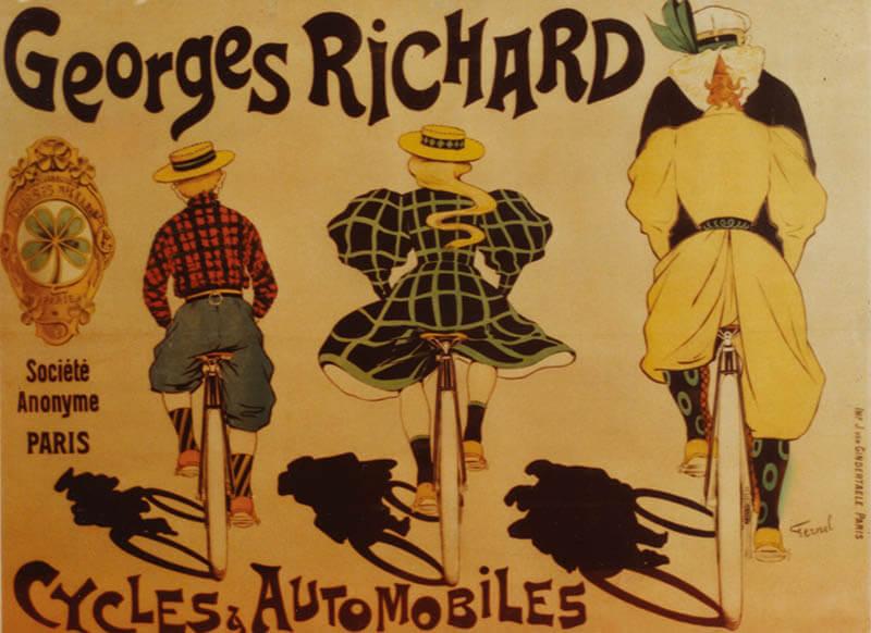 自転車のある情景 ART SCENE WITH BICYCLES 八王子市夢美術館-4