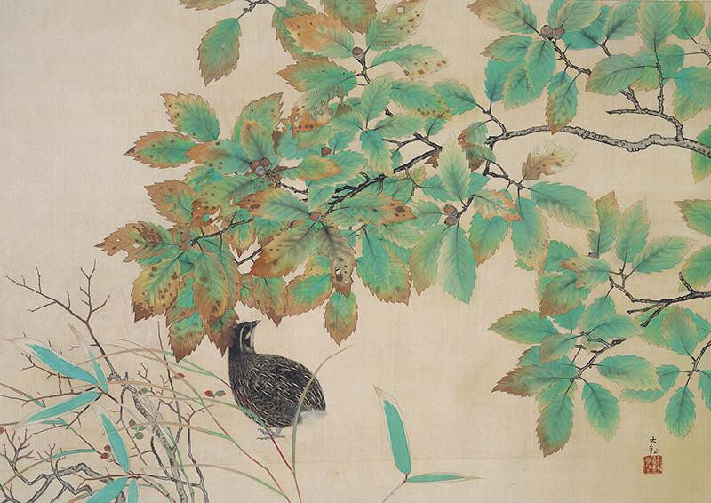足立美術館展 横山大観と近代日本画の名手たち 岩手県立美術館-2