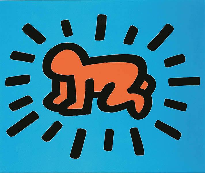 アート×コミュニケーション=キース・ヘリング展 札幌芸術の森美術館-1