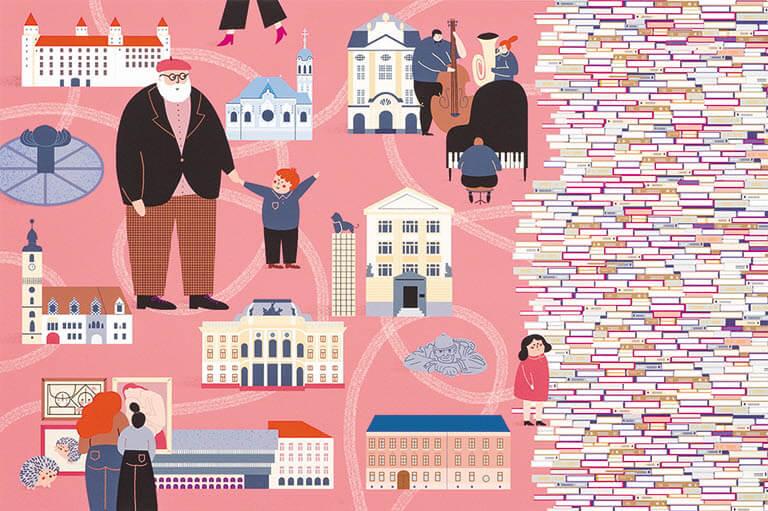 ブラチスラバ世界絵本原画展―こんにちは(Ahoj)!チェコとスロバキアの新しい絵本 うらわ美術館-2