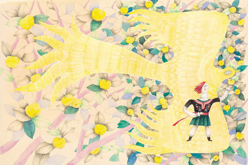 ブラチスラバ世界絵本原画展―こんにちは(Ahoj)!チェコとスロバキアの新しい絵本 うらわ美術館-8