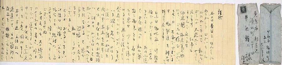 特設展「文学の中の富士山」 山梨県立文学館-3