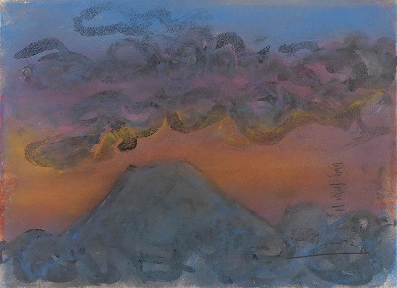 特設展「文学の中の富士山」 山梨県立文学館-4