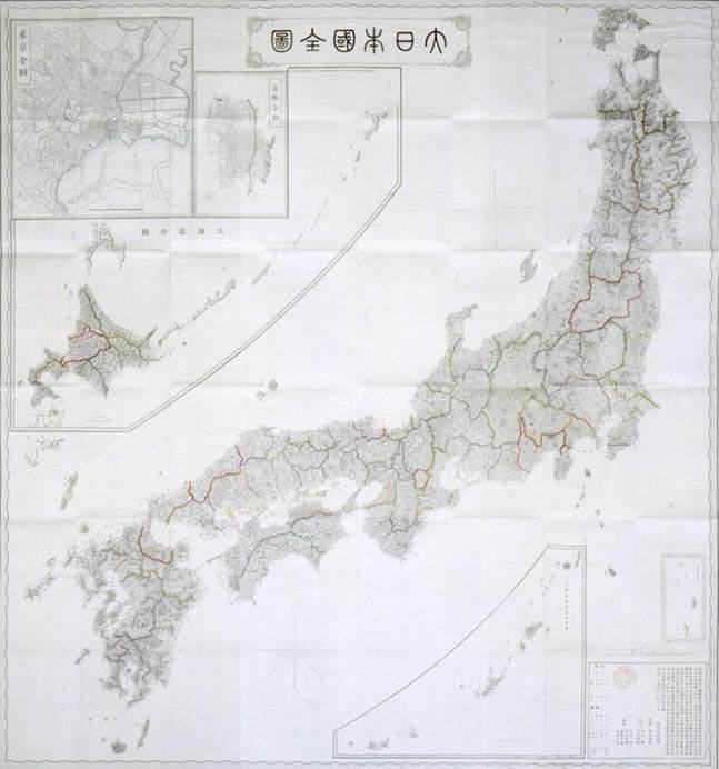 伊能図上呈200年記念特別展「伊能忠敬」 神戸市立博物館-4