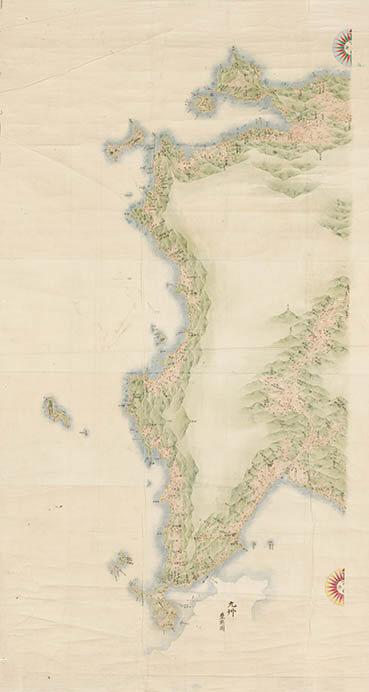 伊能図上呈200年記念特別展「伊能忠敬」 神戸市立博物館-8