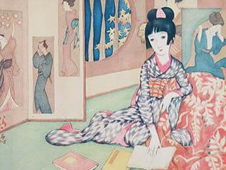 夢二×文学 「絵で詩をかいてみた」 ― 竹久夢二の抒情画・著作・装幀―