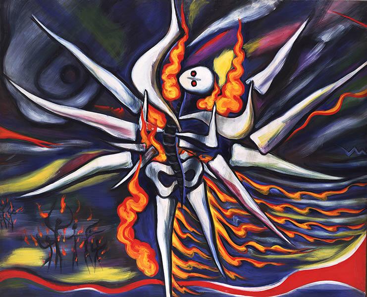メヒコの衝撃―メキシコ体験は日本の根底を揺さぶる 市原湖畔美術館-2