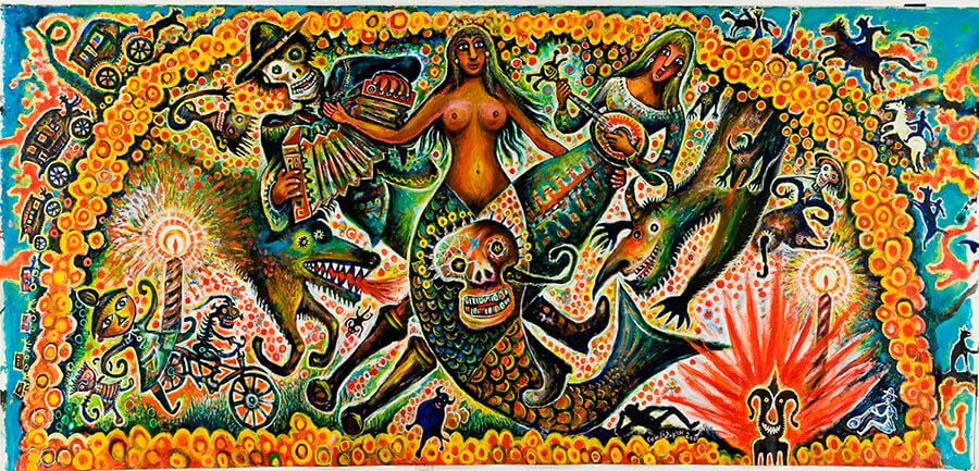 メヒコの衝撃―メキシコ体験は日本の根底を揺さぶる 市原湖畔美術館-7