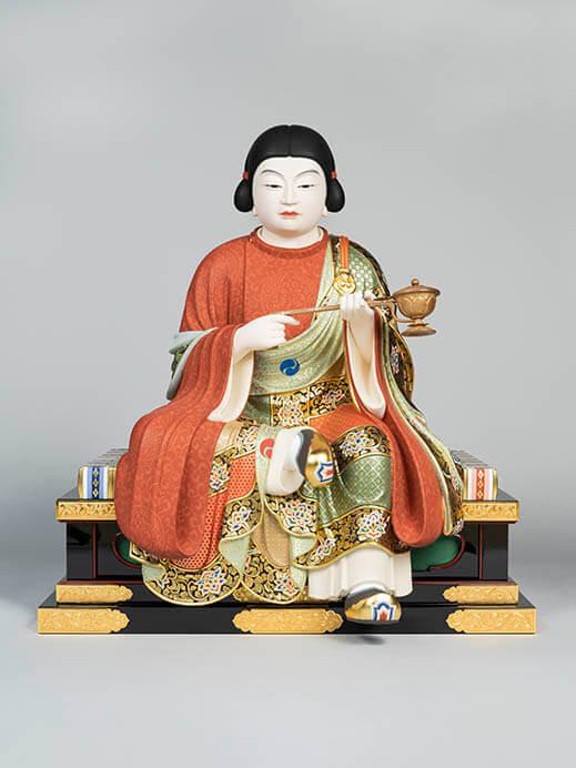 千四百年御聖忌記念特別展「聖徳太子 日出づる処の天子」 大阪市立美術館-14