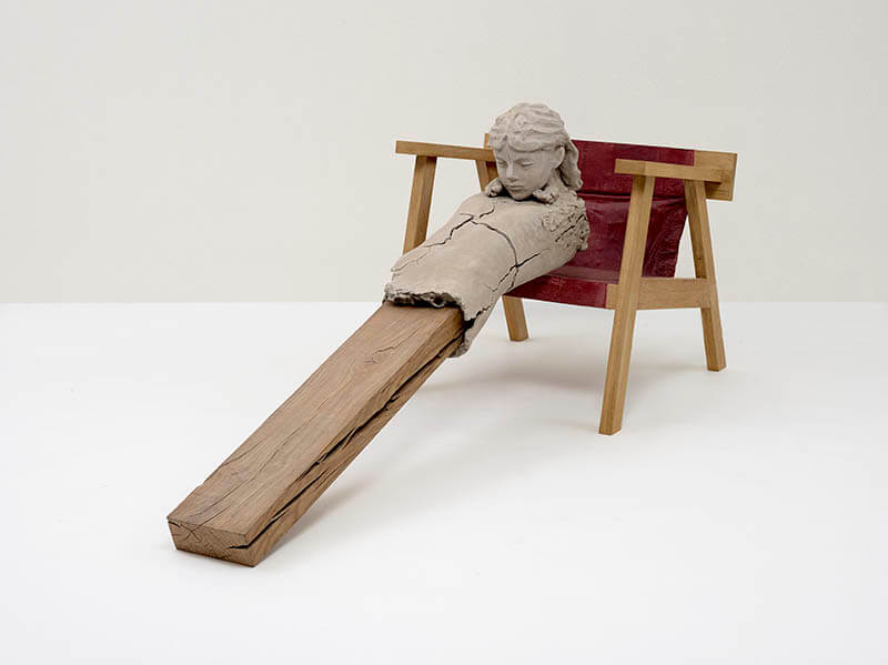 MOTコレクション Journals 日々、記す 特別展示:マーク・マンダース「保管と展示」 東京都現代美術館-11
