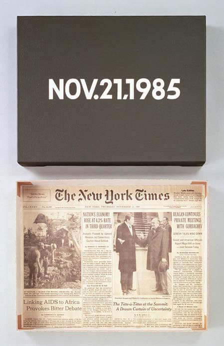 MOTコレクション Journals 日々、記す 特別展示:マーク・マンダース「保管と展示」 東京都現代美術館-5