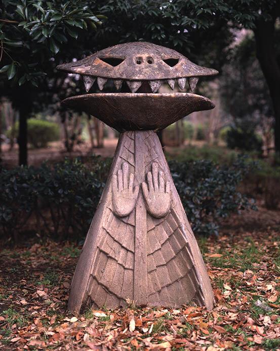 常設展「太郎さんの心の中を楽しもう!」 川崎市岡本太郎美術館-6