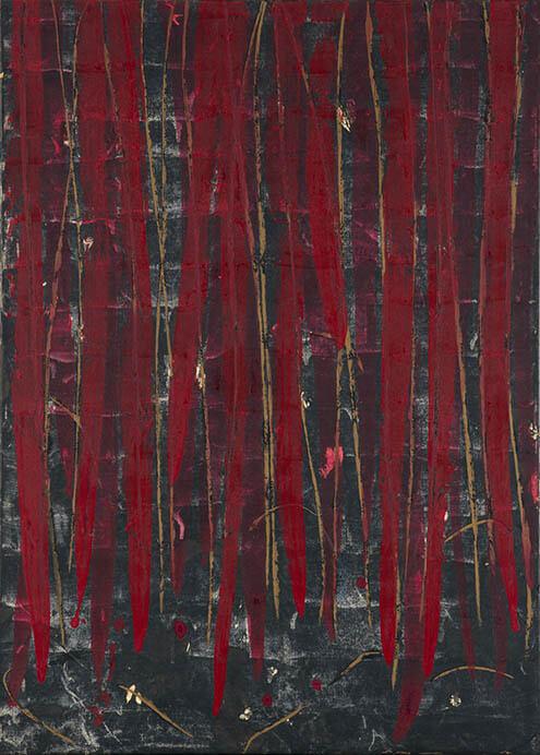 なつやすみの美術館11 野田裕示「集まる庭」 和歌山県立近代美術館-5