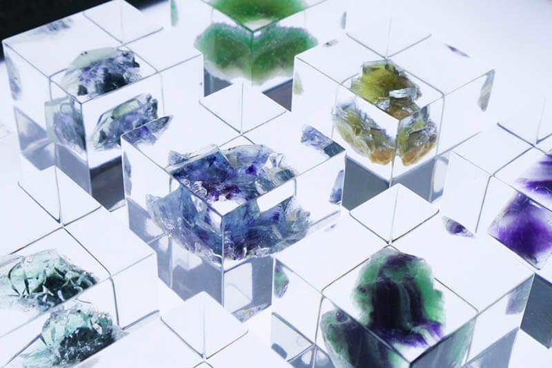 荒俣ワンダー秘宝館 特集展示「石は生きている」 角川武蔵野ミュージアム-8