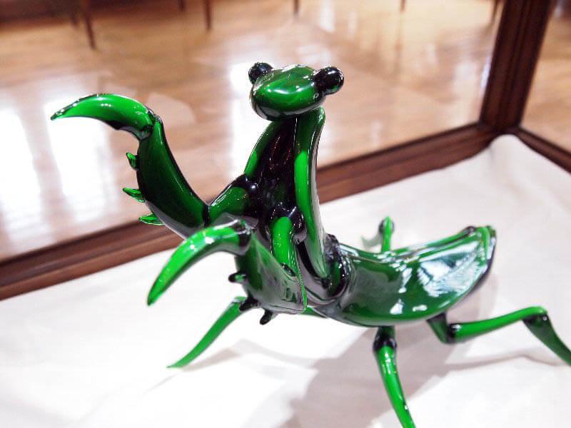 ガラスの生き物展 -匠の技が生み出す命のきらめき- 北一ヴェネツィア美術館-3