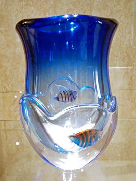 ガラスの生き物展 -匠の技が生み出す命のきらめき- 北一ヴェネツィア美術館-10
