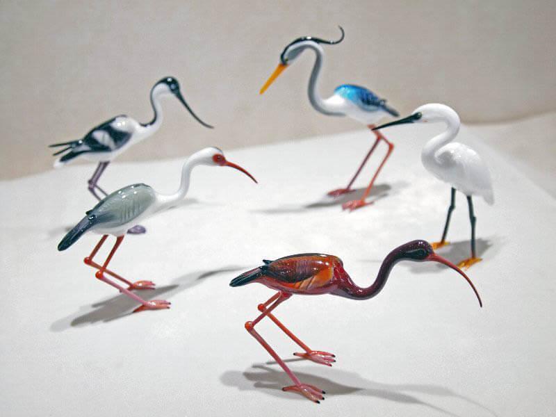ガラスの生き物展 -匠の技が生み出す命のきらめき- 北一ヴェネツィア美術館-6