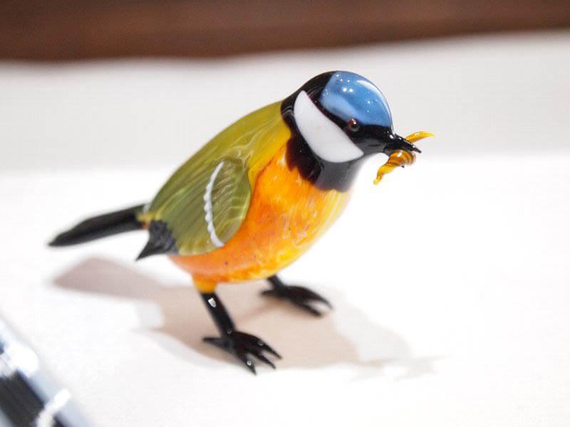 ガラスの生き物展 -匠の技が生み出す命のきらめき- 北一ヴェネツィア美術館-8
