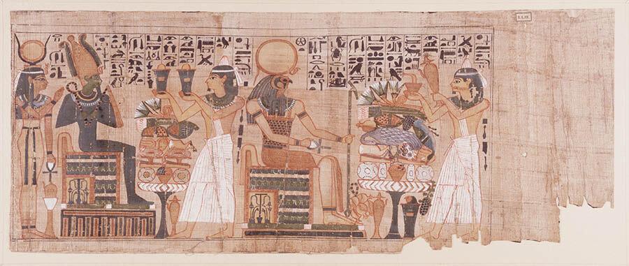 ライデン国立古代博物館所蔵 古代エジプト展 兵庫県立美術館-6