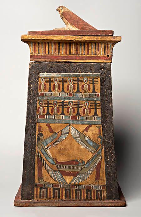 ライデン国立古代博物館所蔵 古代エジプト展 兵庫県立美術館-9