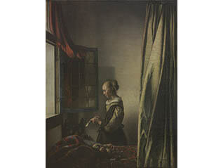 ドレスデン国立古典絵画館所蔵 フェルメールと17世紀オランダ絵画展