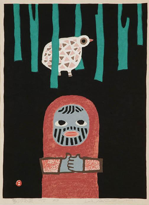 森のなぞなぞ美術館Ⅱー木の版画はおもしろい!ー 愛媛県美術館-1