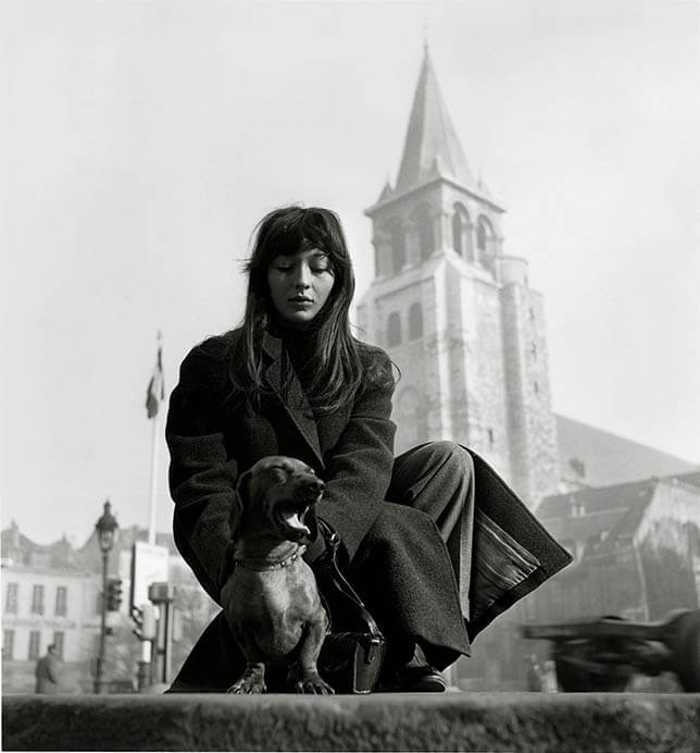 写真家ドアノー/ 音楽/パリ  美術館「えき」KYOTO-3