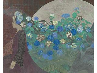 現代日本画名品選Ⅳ 華やぐ日本画