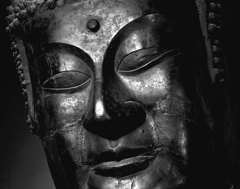 入江泰吉「聖徳太子ゆかりの地」展 入江泰吉記念奈良市写真美術館-1