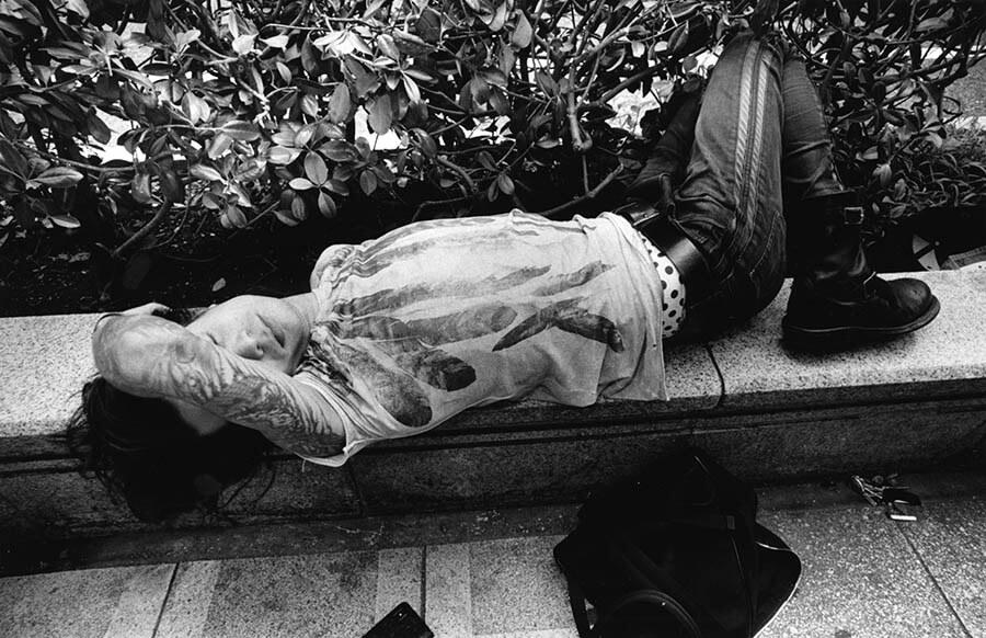 元田敬三写真展「御意見無用」 入江泰吉記念奈良市写真美術館-5