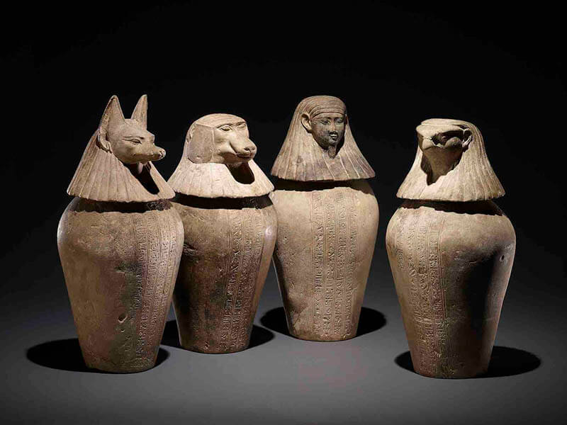 特別展「大英博物館ミイラ展 古代エジプト6つの物語」 国立科学博物館-2