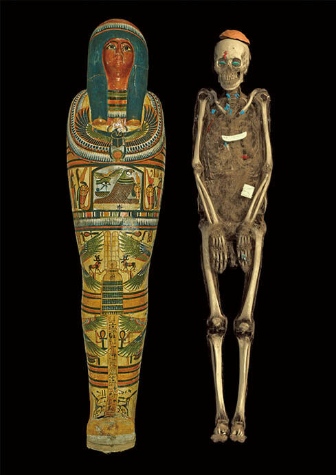 特別展「大英博物館ミイラ展 古代エジプト6つの物語」 国立科学博物館-3