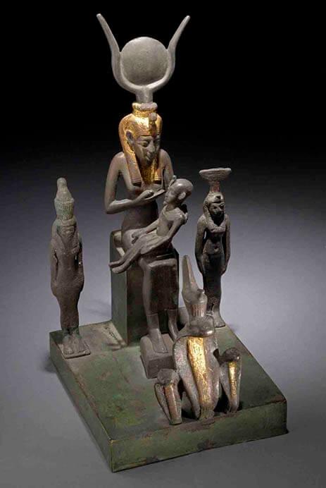特別展「大英博物館ミイラ展 古代エジプト6つの物語」 国立科学博物館-4