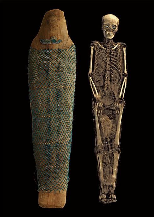 特別展「大英博物館ミイラ展 古代エジプト6つの物語」 国立科学博物館-7